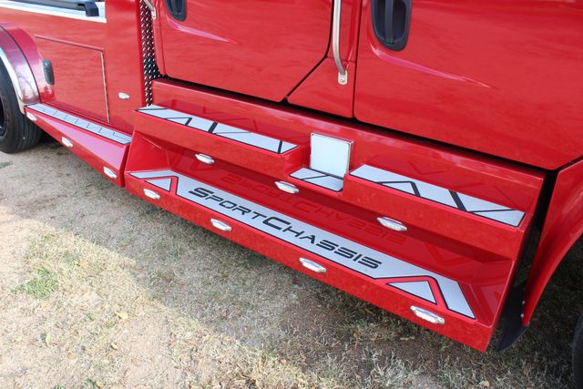 2016 Freightliner M2 106 - SportChassis RHA SportChassis OFFSHORE Edition CONROE, TX 2