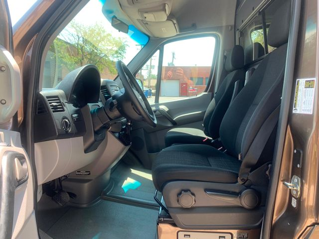 2016 Freightliner Sprinter Crew Vans Chicago, Illinois 5