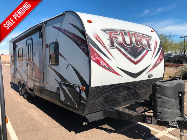 2016 Fury 2614X   in Surprise-Mesa-Phoenix AZ