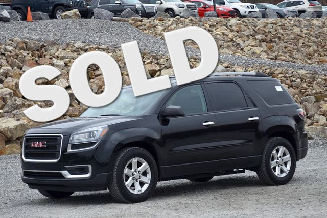 2016 GMC Acadia SLE Naugatuck, Connecticut