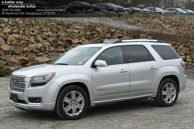 2016 GMC Acadia Denali AWD Naugatuck, Connecticut