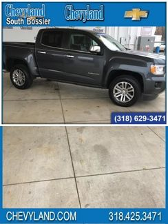 2016 GMC Canyon 4WD SLT in Bossier City LA, 71112