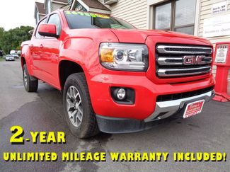 2016 GMC Canyon 4WD SLE in Brockport NY, 14420