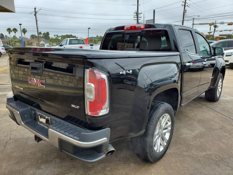 2016 GMC Canyon 4WD SLT  Brownsville TX  English Motors  in Brownsville, TX