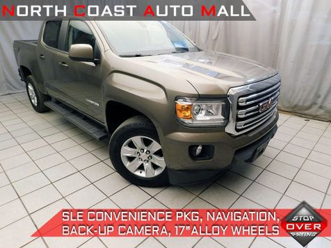 2016 GMC Canyon 4WD SLE in Cleveland, Ohio