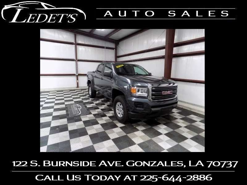 2016 GMC Canyon 2WD - Ledet's Auto Sales Gonzales_state_zip in Gonzales Louisiana