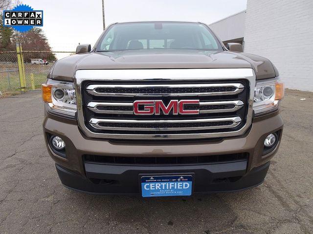 2016 GMC Canyon 4WD SLE Madison, NC 7