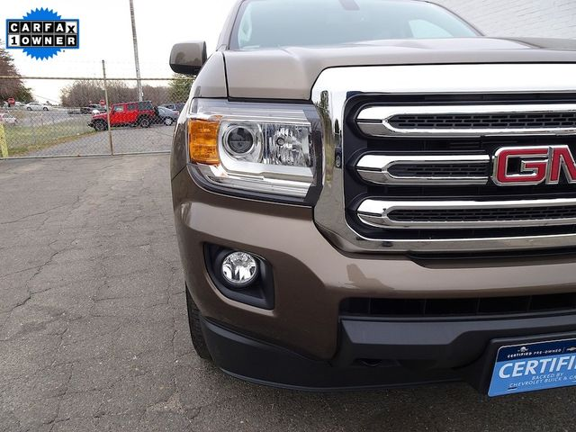 2016 GMC Canyon 4WD SLE Madison, NC 8