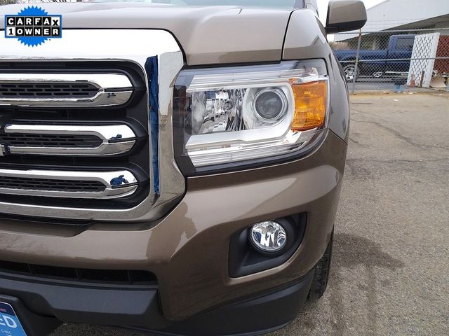 2016 GMC Canyon 4WD SLE Madison, NC 9