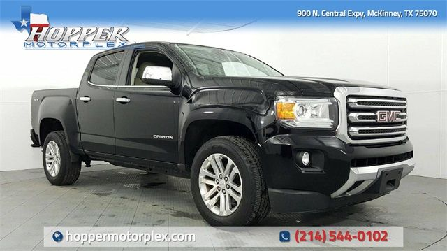 2016 GMC Canyon SLT in McKinney, Texas 75070