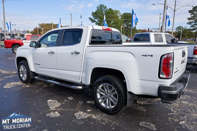 2016 GMC Canyon 4WD SLT in Memphis, Tennessee 38115