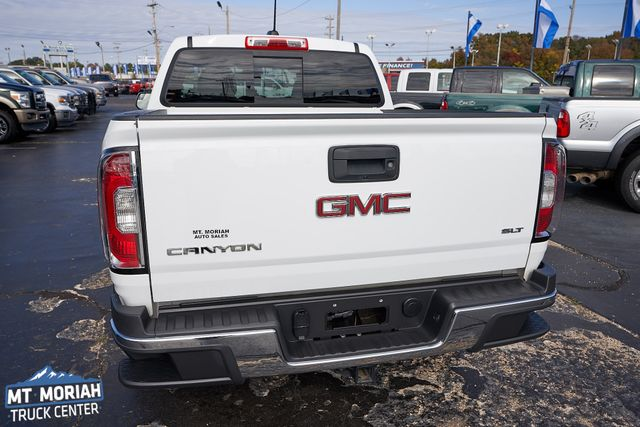 2016 GMC Canyon 4WD SLT in Memphis Tennessee, 38115