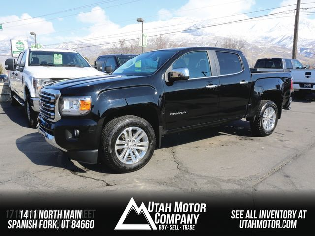 2016 GMC Canyon 4WD SLT in Orem, Utah 84057
