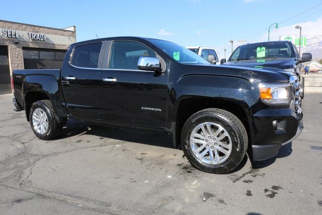 2016 GMC Canyon 4WD SLT in Spanish Fork, UT 84660