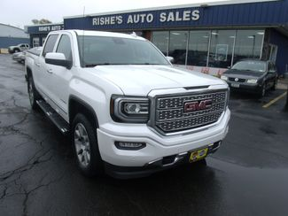 2016 GMC Sierra 1500 4X4 Denali Crew | Rishe's Import Center in Ogdensburg,Potsdam,Canton,Massena,Watertown,  New York