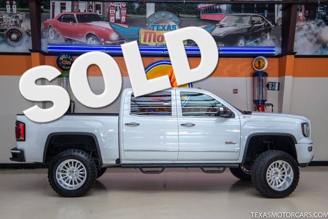 2016 GMC Sierra 1500 SLT 4x4 in Addison, Texas 75001