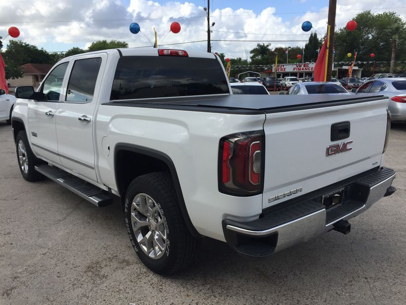 2016 GMC Sierra 1500 SLT  Brownsville TX  English Motors  in Brownsville, TX