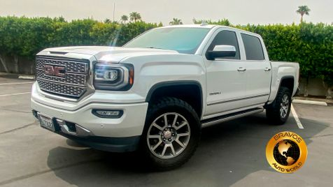 2016 GMC Sierra 1500 Denali in cathedral city
