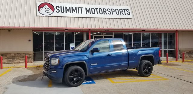 2016 GMC Sierra 1500 BASE DOUBLE CAB 2WD