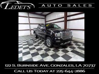 2016 GMC Sierra 1500 Denali - Ledet's Auto Sales Gonzales_state_zip in Gonzales