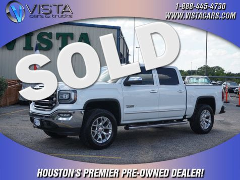 2016 GMC Sierra 1500 SLT in Houston, Texas
