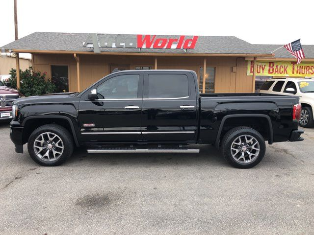 2016 GMC Sierra 1500 4x4 SLT All Terrain