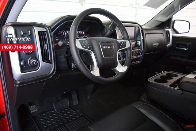 2016 GMC Sierra 1500 SLT NEW LIFT W/CUSTOM 20'S & TIRES in McKinney Texas, 75070