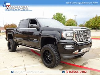 2016 GMC Sierra 1500 Denali NEW LIFT/CUSTOM WHEELS AND TIRES in McKinney, Texas 75070