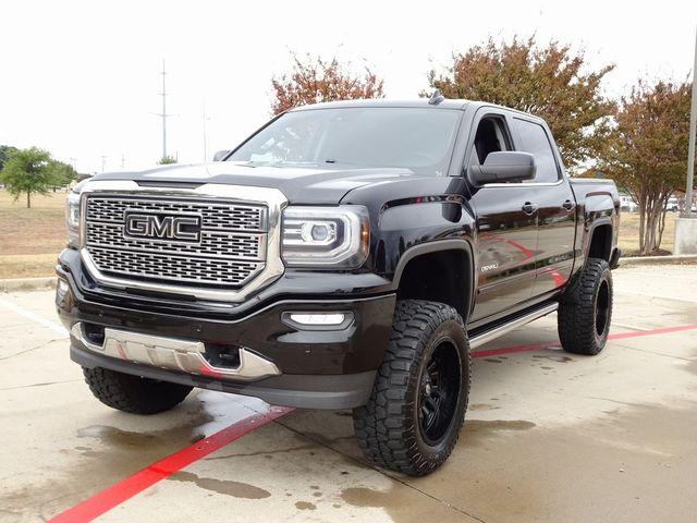 2016 GMC Sierra 1500 Denali NEW LIFT/CUSTOM WHEELS AND TIRES in McKinney, Texas 75070