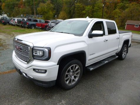 2016 GMC Sierra 1500 4X4 Denali Crew | Rishe's Import Center in Ogdensburg, New York