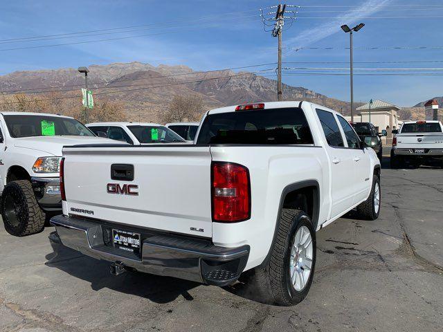 2016 GMC Sierra 1500 SLE in , Utah 84057