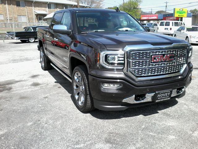 2016 GMC Sierra 1500  Denali 4X4 San Antonio, Texas 2