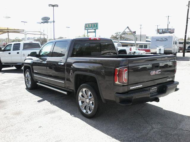 2016 GMC Sierra 1500  Denali 4X4 San Antonio, Texas 6