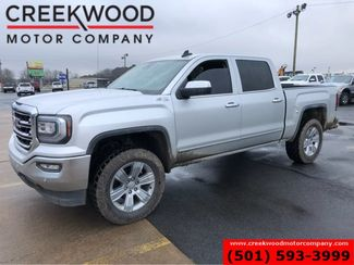 2016 GMC Sierra 1500 SLT 4x4 Z71 Leveled New Tires Nav Roof Chrome 20s in Searcy, AR 72143