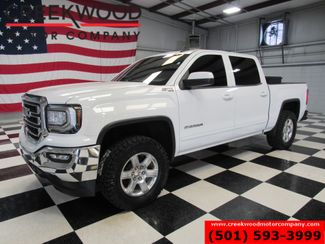 2016 GMC Sierra 1500 SLE Z71 4x4 White Chrome New Tires Low Miles CLEAN in Searcy, AR 72143