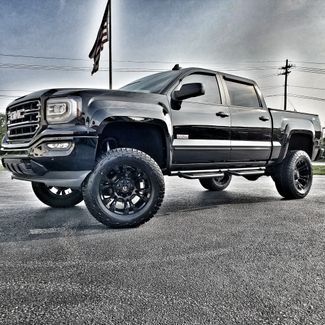2016 GMC Sierra 1500 SLT LIFTED LEATHER 4X4 CREW CAB V8   Florida  Bayshore Automotive   in , Florida