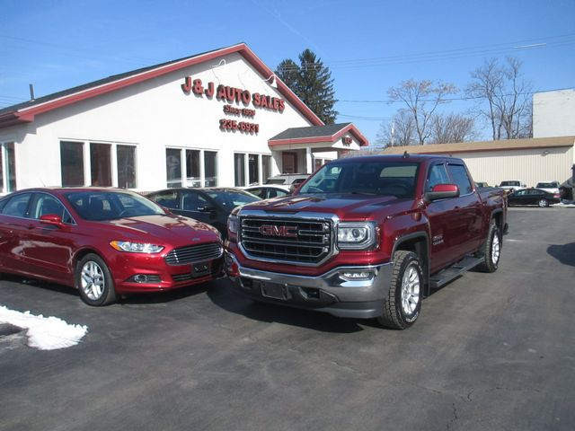 2016 GMC Sierra 1500 SLE in Troy, NY 12182