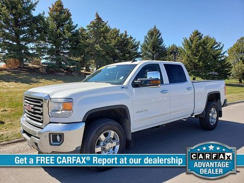 2016 GMC Sierra 2500 4WD Crew Cab SLE in Great Falls, MT