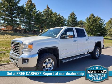 2016 GMC Sierra 2500 4WD Crew Cab SLT Longbed in Great Falls, MT