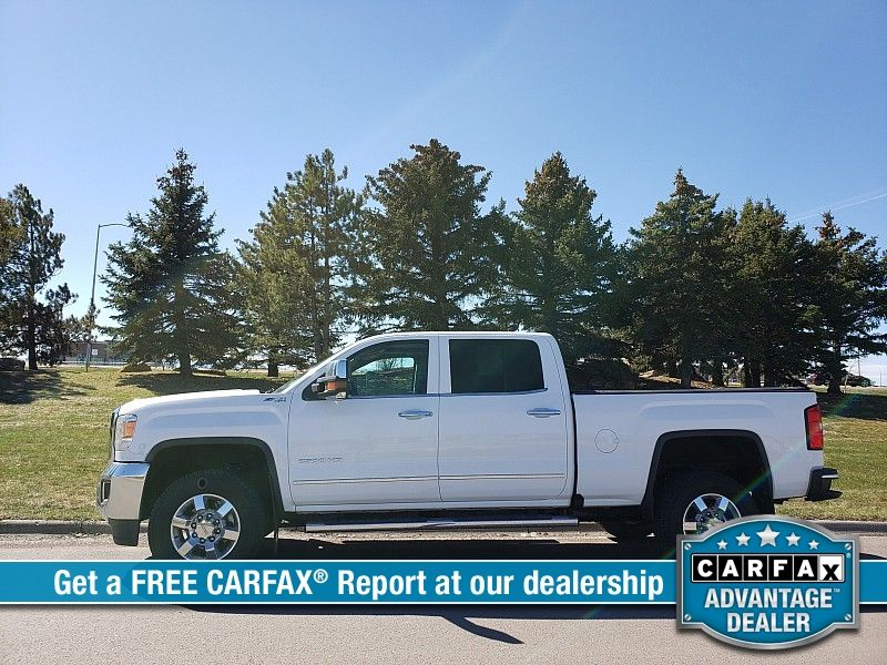 2016 GMC Sierra 2500 4WD Crew Cab SLT Longbed  city MT  Bleskin Motor Company   in Great Falls, MT