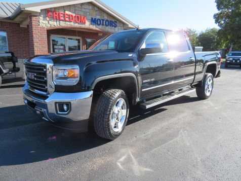 2016 GMC Sierra 2500HD SLT 4x4 Duramax Diesel | Abilene, Texas | Freedom Motors  in Abilene, Texas