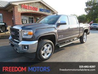 2016 GMC Sierra 2500HD SLT 4x4 Duramax | Abilene, Texas | Freedom Motors  in Abilene,Tx Texas