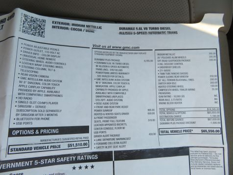 2016 GMC Sierra 2500HD SLT 4x4 Duramax | Abilene, Texas | Freedom Motors  in Abilene, Texas
