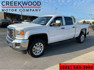 2016 GMC Sierra 2500HD W/T SLE 2WD 6.0 Gas White Chrome 20s Leather CLEAN in Searcy, AR 72143