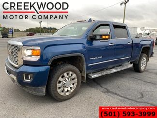 2016 GMC Sierra 2500HD Denali 4x4 Diesel Blue Chrome 20s Nav Roof CLEAN in Searcy, AR 72143