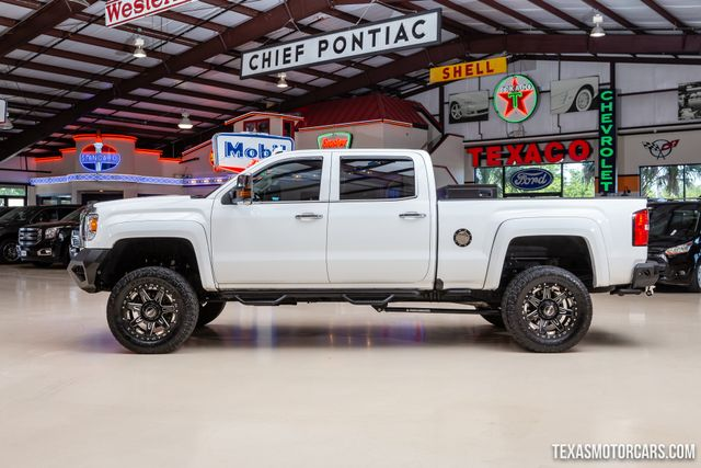 2016 GMC Sierra 2500HD Denali 4X4 in Addison, Texas 75001
