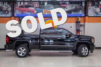 2016 GMC Sierra 2500HD Denali in Addison, Texas 75001