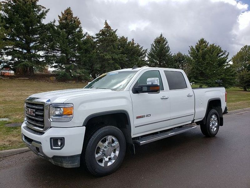 2016 GMC Sierra 2500HD SLT  city MT  Bleskin Motor Company   in Great Falls, MT