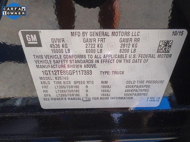 2016 GMC Sierra 2500HD SLT Madison, NC 52