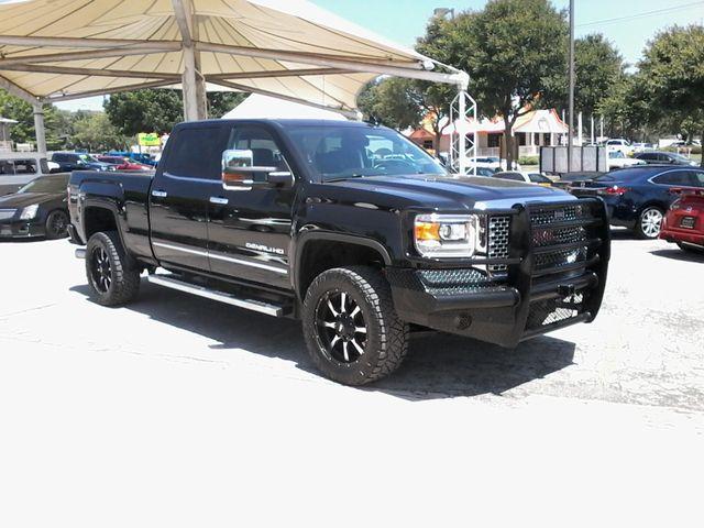 2016 GMC Sierra 2500HD Denali San Antonio, Texas 1